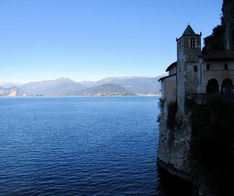 Lake Maggiore, Caterina del Sasso