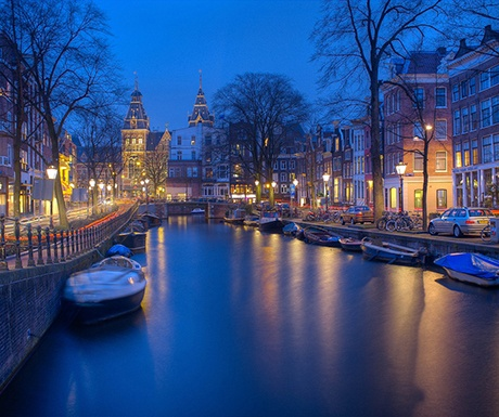 Amsterdam TourPal audio tour guides
