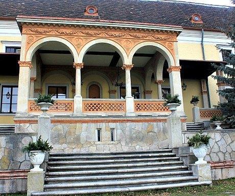 Austrian castle hotels: Schloss Weikersdorf