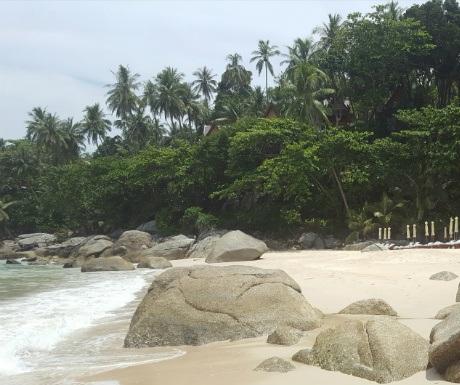 Beach at Amanpuri