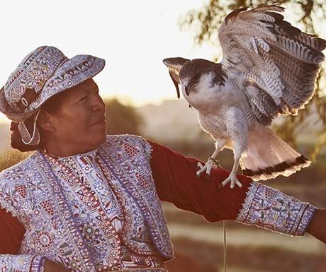 Belmond Andean Explorer culture