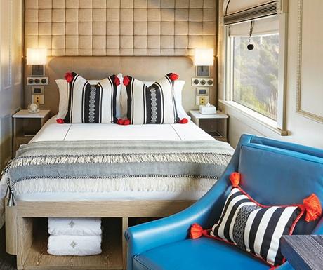 Belmond Andean Explorer guest room