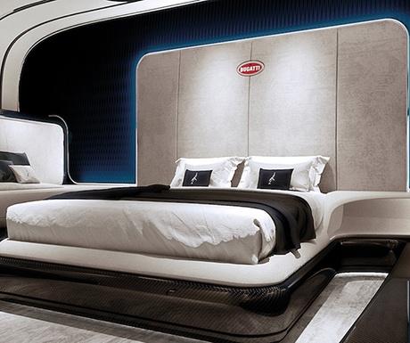 Bugatti Niniette 66 master suite