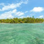 Wake up on your own private island in an almost untouched part of the world