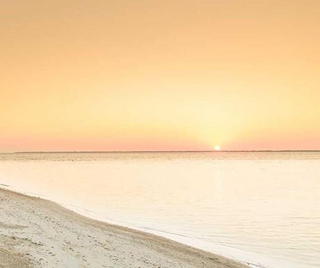 Calala Island sunrise