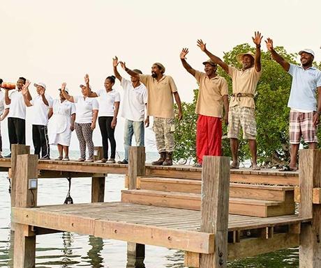 Calala private island lalas