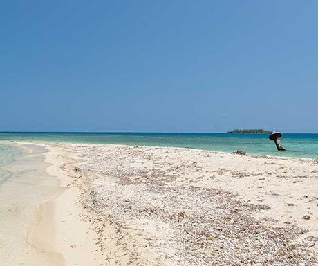 Calala private island