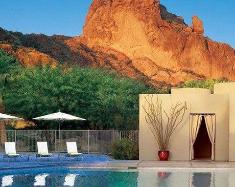 Camelback Sanctuary Spa, Scottsdale