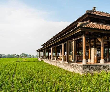 The Chedi, Ubud, Bali