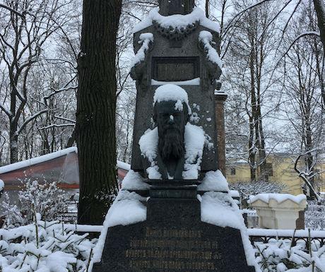 Dostoyevskys-grave