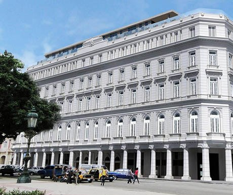 Gran Hotel Kempinksi La Havana facade