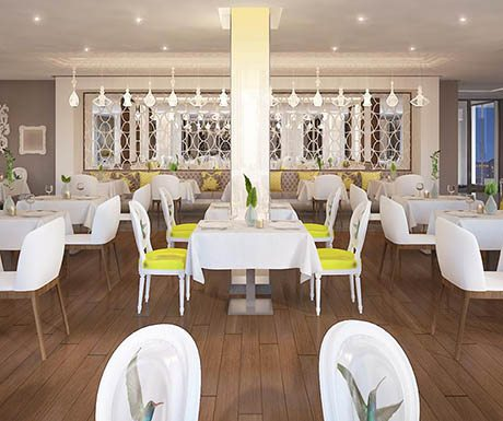 Gran Hotel Kempinksi La Havana restaurante-san-cristobal