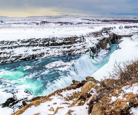 Gullfoss-Falls,-Iceland