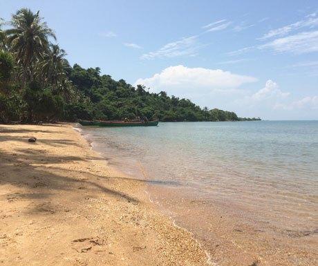 Kep-beach