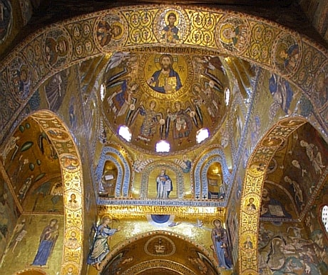 Monreale Cathedral, Palermo Sicily