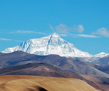 Mount-Everest views