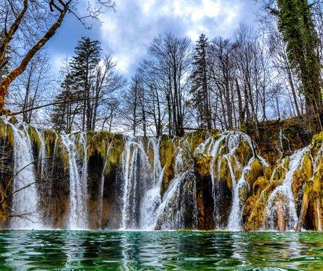 Plitvice-Falls