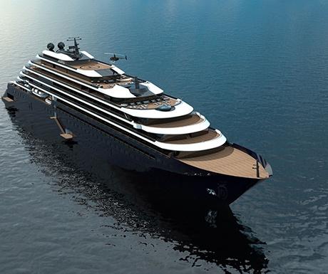 Ritz Carlton Cruise Exteriors Visual