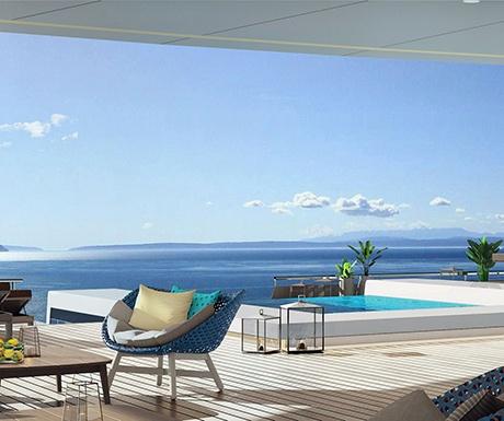 Ritz Carlton Yacht Collection Marina Bar