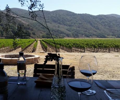 Sanford Winery Santa Rita Hills