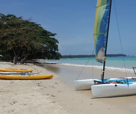 The Sarojin Beach