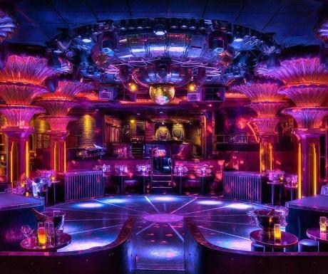 Caves du Roy, club St Tropez