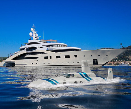 neyk-submarine-luxury underwater ride