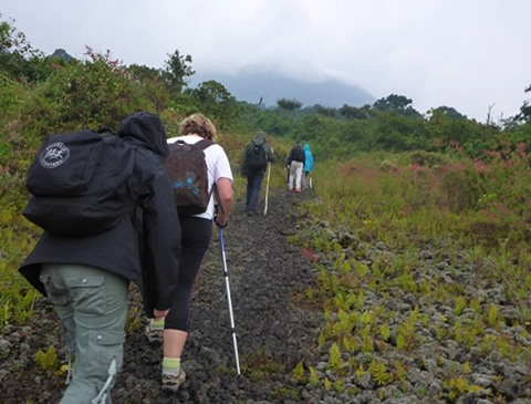 Mount Nyiragongo Hke Tour