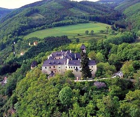 Austrian castles: Burg Oberranna
