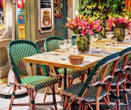 Restaurant in Mougins