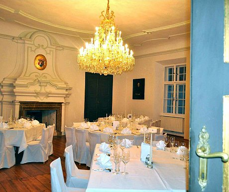 Austrian castle hotels: Schloss Mailberg