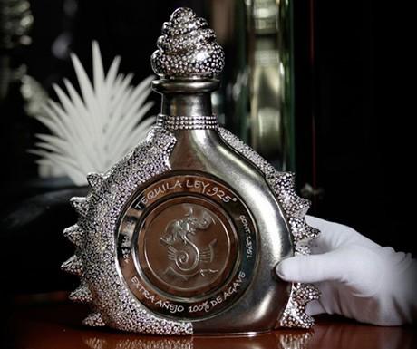 tequila ley 925 diamond