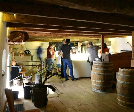 Wine Experiences Vienna: Hopler Wine Rooms