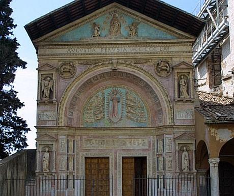 Perugia Oratory San Bernardino