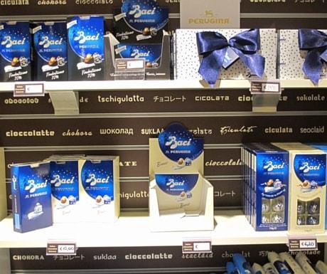 Perugia chocolate