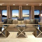 Who charters yachts?