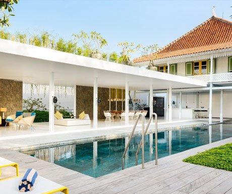 Villa 1880 in Bali