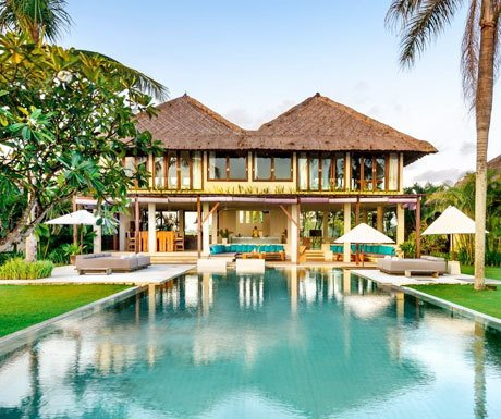 Villa Shalimar in Bali