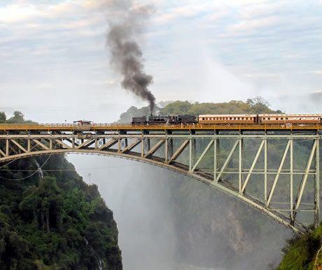 The Royal Livingstone Express