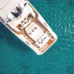 Motor yacht Jajaro in Sardinia