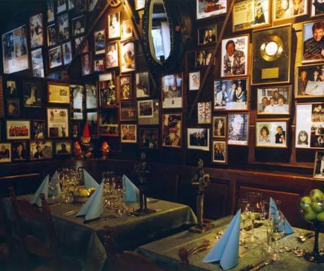 Chez Heini in zermatt