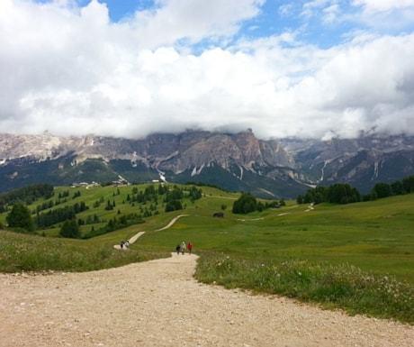 Dolomites Mountains, Italy