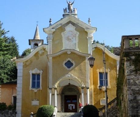 Santa Maria Assunta Church, Lake Orta