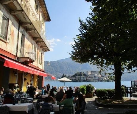 San Giulio, Lake Orta