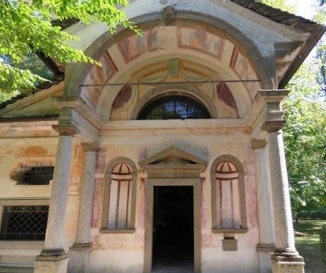 Sacro Monte Church, Lake Garda
