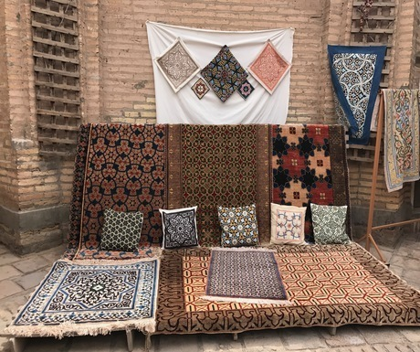 Unesco Carpet Workshop