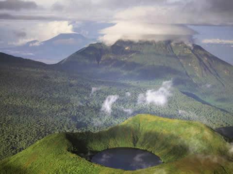mount Bisoke Hiking tours