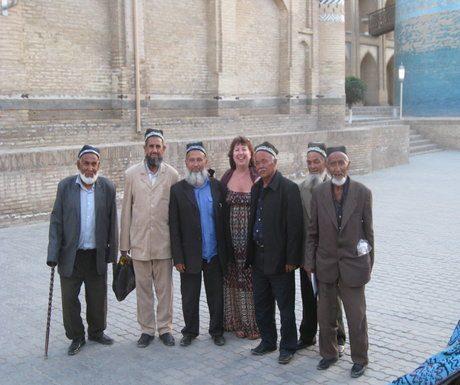 Khiva Locals