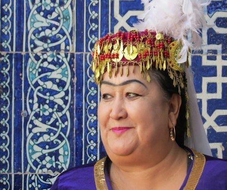 Local Performer Uzbekistan