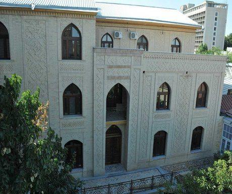L'Argamak Hotel Samarkand